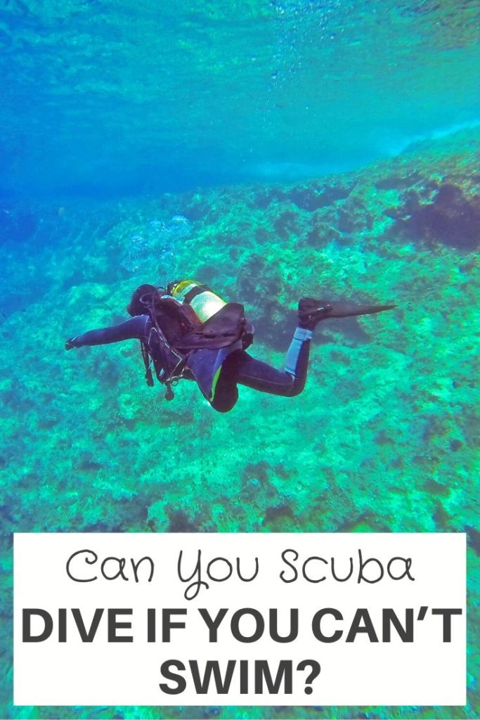 Can You Scuba Dive If You Can't Swim