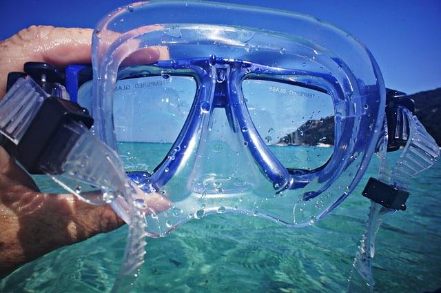 Snorkelling Mask