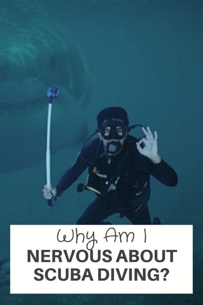 Nervous About Scuba Diving