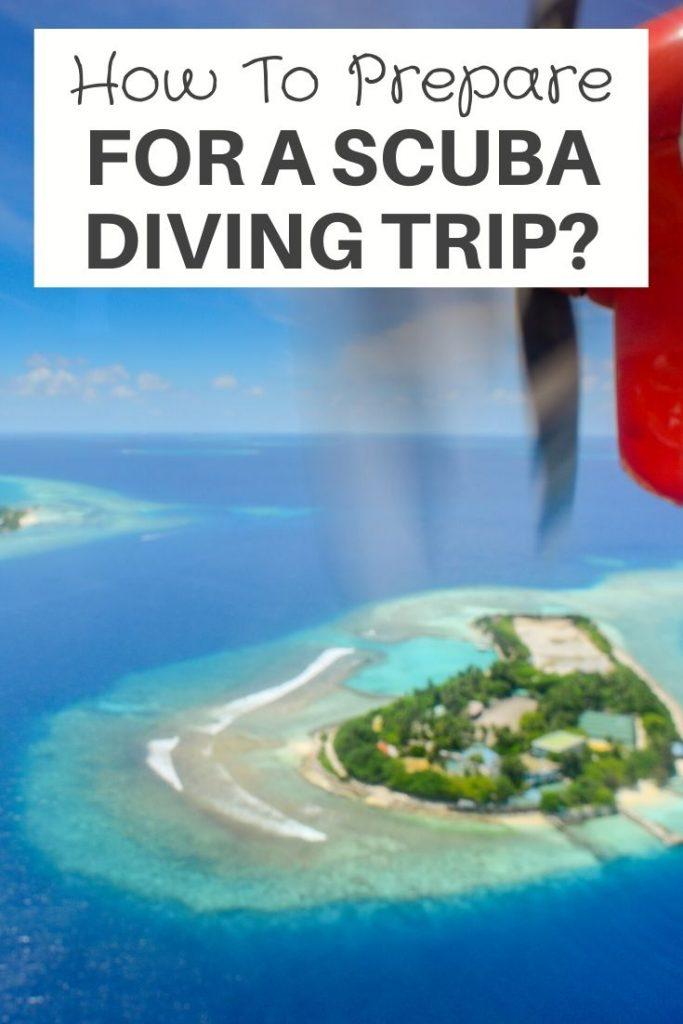 Prepare For A Scuba Diving Trip