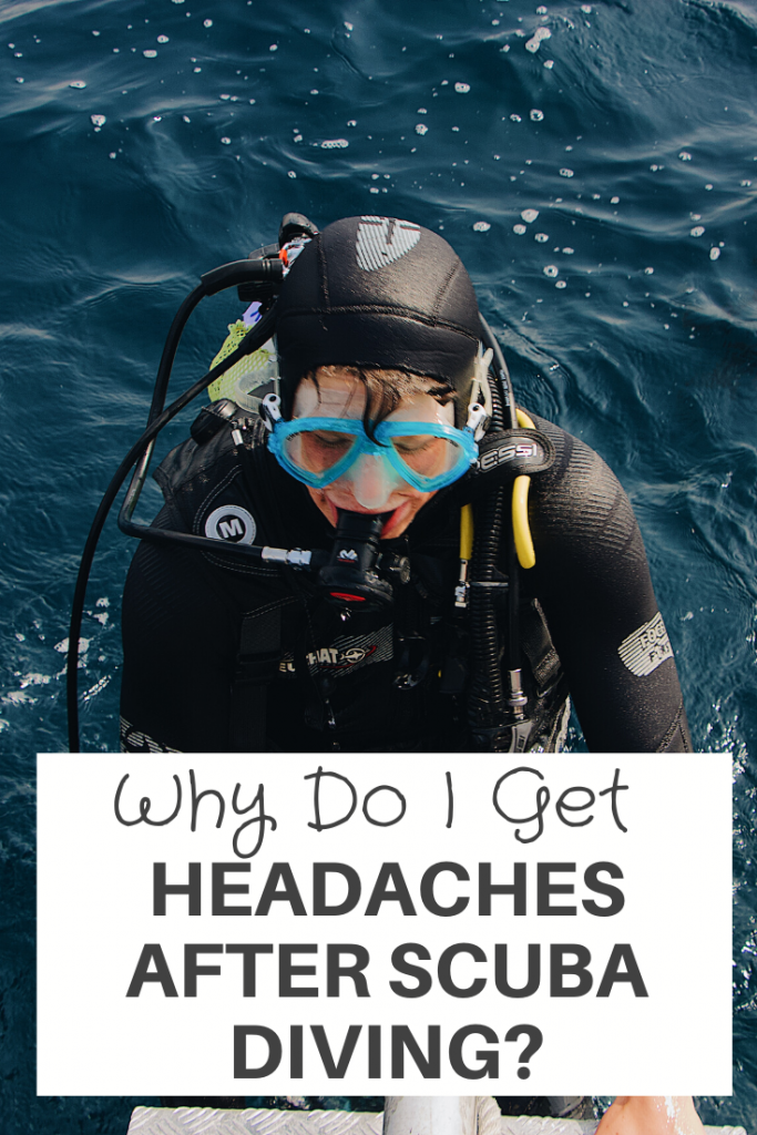 Get Headaches After Scuba Diving