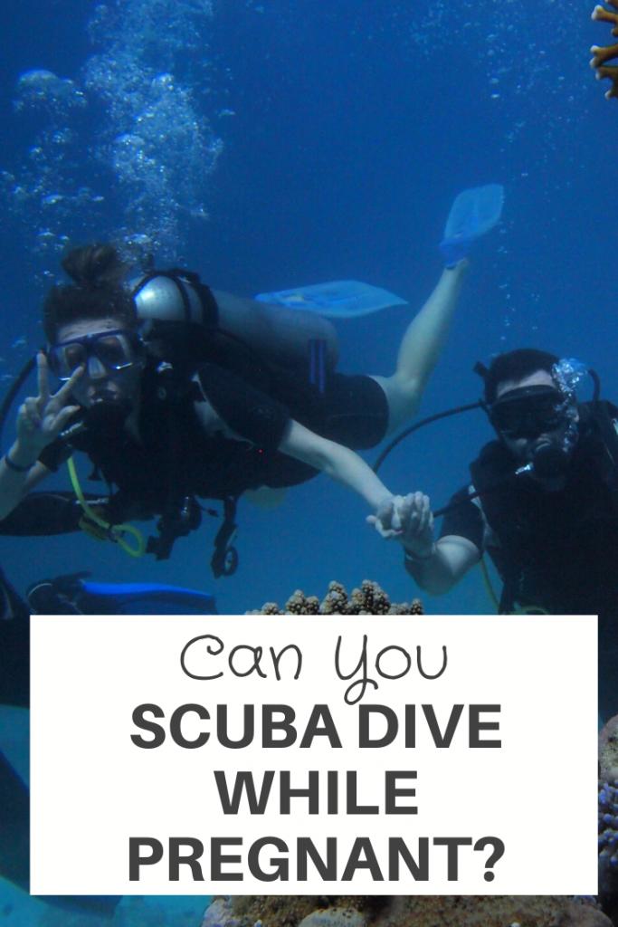 Scuba Dive While Pregnant