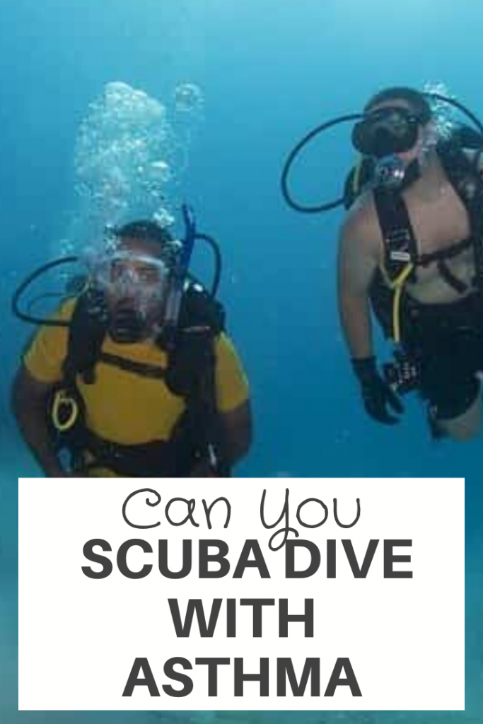 Scuba Dive With Asthma