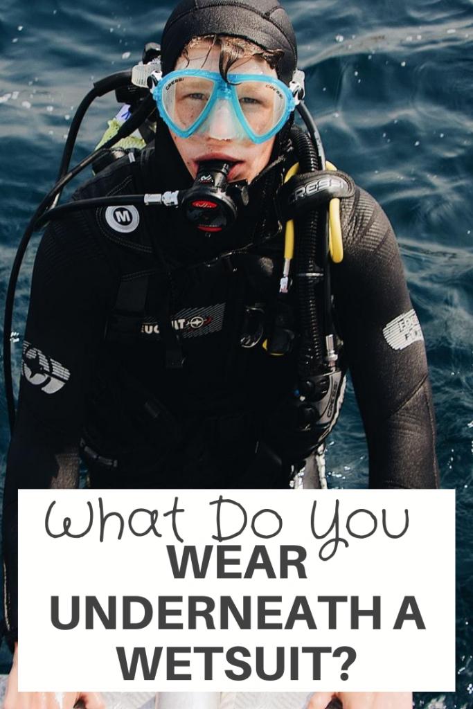 Wear Underneath A Wetsuit