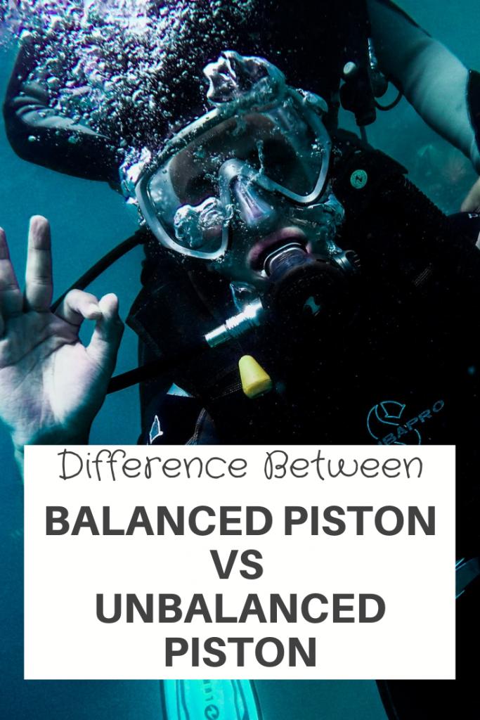 Balanced Piston Vs Unbalanced Piston