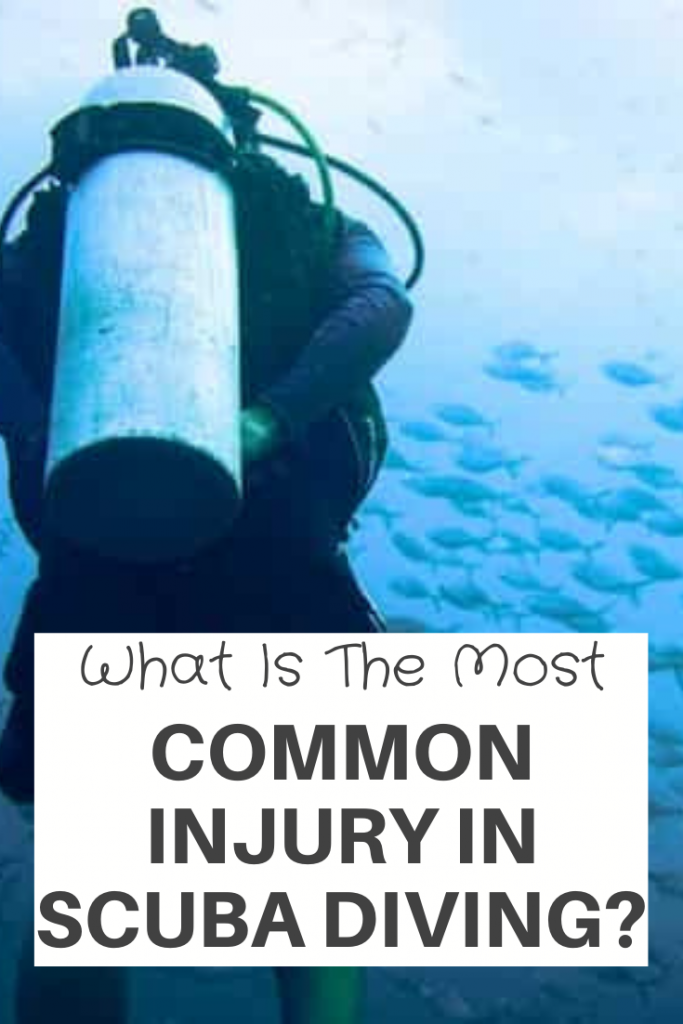 Common Injury in Scuba Diving
