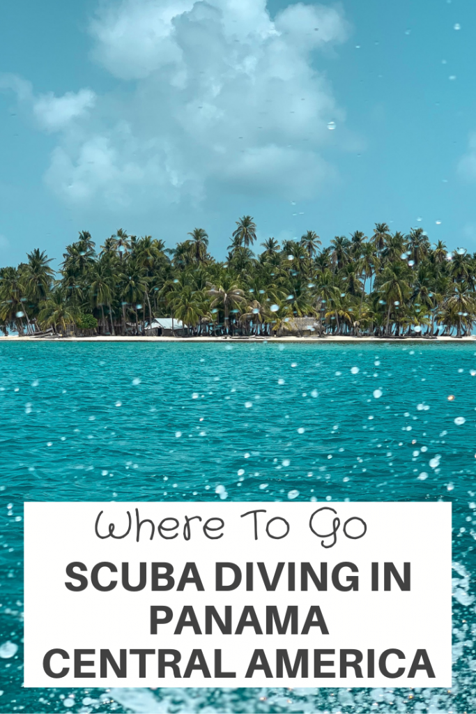 Scuba Diving in Panama Central America