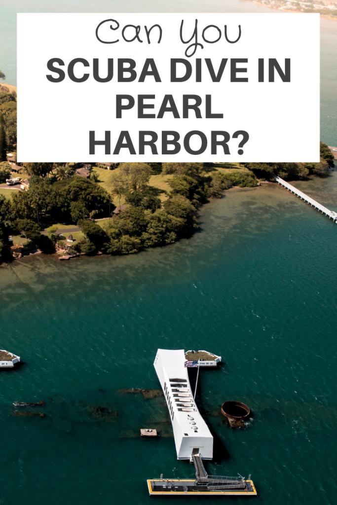 Scuba Dive in Pearl Harbor