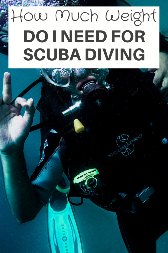 do I need for scuba diving