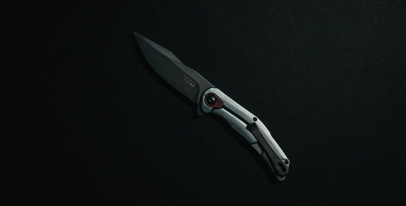 knife for diving