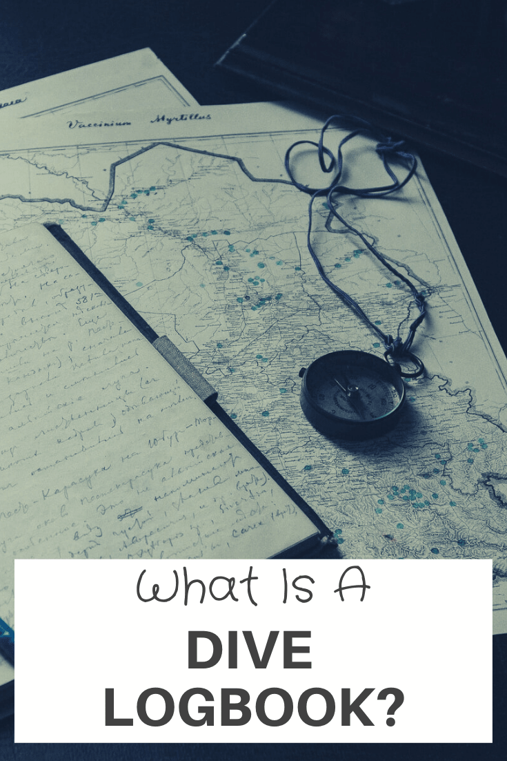 What Is A Dive Logbook